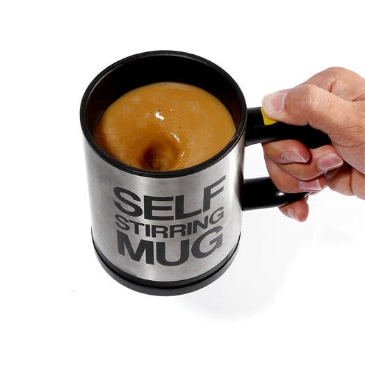 Фото Кружка мешалка (Self Stirring Mug)