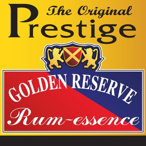 Black Rhum Golden Reserve