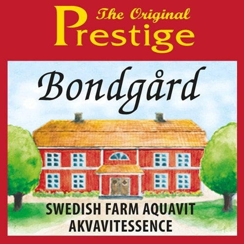 Bondgårds /Swedish Farm Aquavit