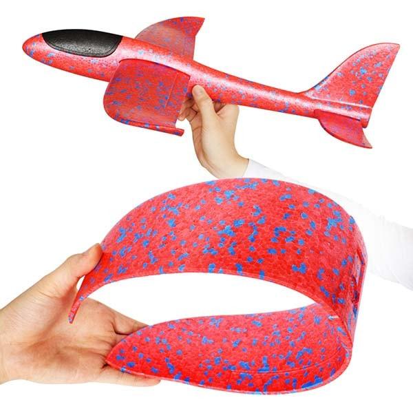Самолет изпенопласта